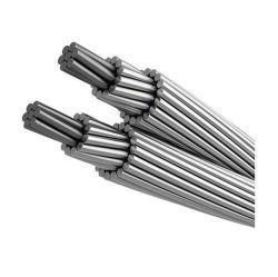 BS215 موصل قياسي من الألومنيوم 80m2 معزز بالفولاذ مقوى من Bare ACSR Otter الموصل