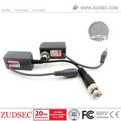 HD Cvi Tvi Ahd Acessórios CCTV para câmara HD 501PV Power e o vídeo do canal 1 8MP 4K 2K 1080P Balun de vídeo