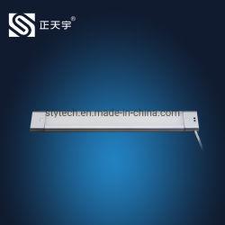 12 В постоянного тока Super Slim Поверхность мебели/шкаф/Счетчик светодиодный индикатор бар с жесткой рамой