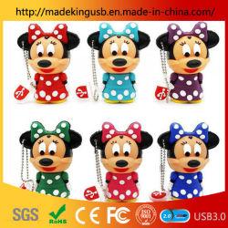Direto do fabricante Cartoon Mickey Mouse USB para Animação de Publicidade