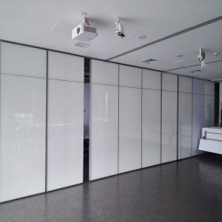 Les plaques de plâtre pliable acoustique mur intérieur du panneau mobile de partition