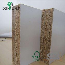 中国からの1220X2440/1830X2440mmの明白なか未加工削片板の製造業者