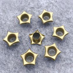 Schoenen/de Toebehoren van de O-ring van het Oogje van het Metaal van de Zak/van het Kledingstuk
