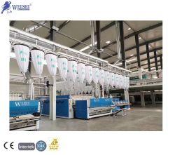 Equipamento de lavagem industrial inteligente de triagem da caçamba da máquina do sistema da Corrente do Transportador