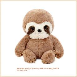 Bambole Shaggy degli animali di bradipo dei giocattoli lanuginosi svegli di Plushie
