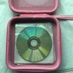 علبة أقراص مضغوطة/أقراص DVD مصوغة من نوع إيفا ذات سعة 24