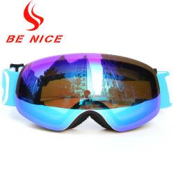 Les enfants Anti-Fog double lentille PC la planche à neige de la sécurité Mirrorred Glassesl Lunettes de neige UV400 ski de la protection des yeux Lunettes de sport pour les enfants d'usure