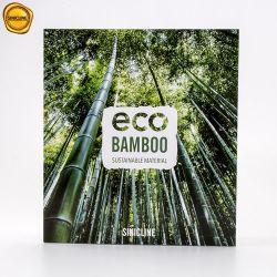Sinicline 2020 Energias curto ciclo de crescimento sustentável de celulose de bambu Eco-Friendly Caixa de papel