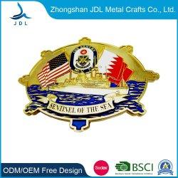Основная часть производителей персонализированный Логотип 3D Army мужчин имя военных латунной металлической преднатяжитель плечевой лямки ремня ковбой флаг женщин простым золотистым кожаных ремней безопасности задних сидений сувениров ремень (32)