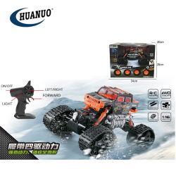 De nouveaux jouets de commande à distance hors route 1/16 Terrain haute vitesse d'escalade voiture RC