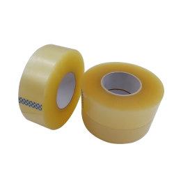 48mm x 350 mètres BOPP le ruban adhésif acrylique pour le carton d'étanchéité adhésif Hotmelt