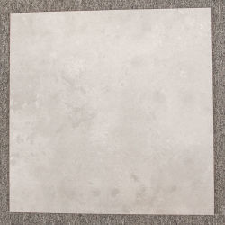 Anti-Slip 600X600 눈 백 시멘트 시골풍 도와 R10