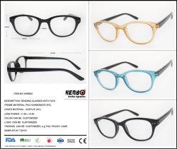 2019 Nouveau mode de lunettes de lecture avec loupe, KR9002