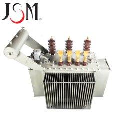Transformator van de Distributie van de Reeks van Jsm s9-m 33kv de Olie Ondergedompelde