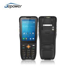PDA Celular com 1d 2D a leitura de código de barras a RFID NFC