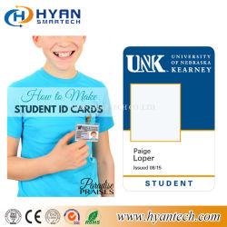 [13.56مهز] بلاستيك [بفك] يرقّق [4ك] طباعة [ممبرشيب كرد] [رفيد] /NFC مدرسة طالبة [إيد] بطاقة