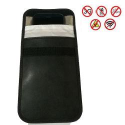 إشارة جهاز تشويش [موبيل فون] [سلّ فون] إشارة يحمي حقيبة