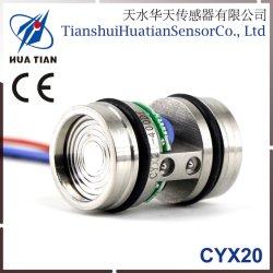 Cyx-20 실리콘 석유로 가득한 차별 Piezoresistive 압력 센서