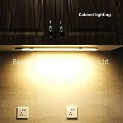 Armario de casa con muebles modernos de la inducción 12V LED Lámpara de ahorro de energía