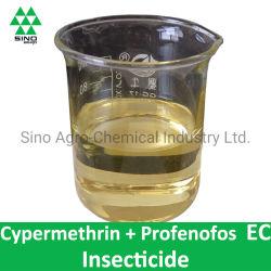 Cipermetrina+ Profenofos Inseticidas e Pesticidas Acaricida (100g/l+500g/l CE, 40g/l+400g/l CE)