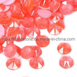 Новый продукт неоновыми цвет камня Flatback Crystal стеклянные бусины для лак для ногтей дамской сумочке макияж