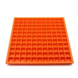L'écrou de bonbons à base de silicone de la FDA personnalisé moule moule d'outillage de gros cadeaux de promotion en usine