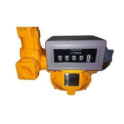 M-50-1 Petroleum Diesel serbatoio benzina Truck misurazione accurata flussometro Spostamento positivo