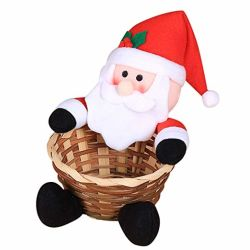 Cestino di natale del materiale di riempimento di memoria del regalo dei biscotti della caramella di alta qualità da vendere
