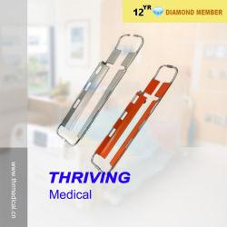 Hospital de emergência de plástico portátil back stretcher (THR-4A)