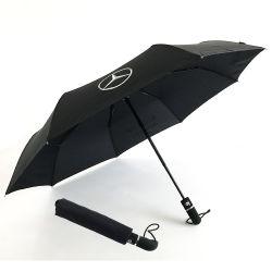 벤즈 21 인치 완전히 자동적인 접히는 우산