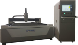 Preço de máquina de corte de fibra a laser CNC industrial para a folha de metal