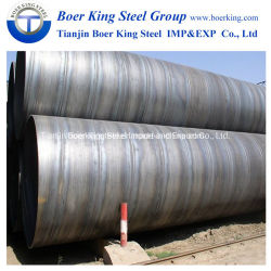 12/18/20/22 pulgadas de un API53 5L de tubo de acero SSAW Tubo de acero de gran diámetro