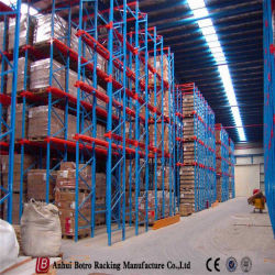 中国の国際的な倉庫装置の記憶の棚