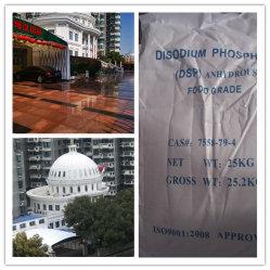 Het vochtvrije Disodium Fosfaat van de Rang van het Voedsel DSP