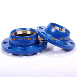 Adapter Diuniversal Flange für PVC/PE Rohr