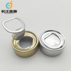 32mm anillo de aluminio rojo Abre fácil sacar la tapa