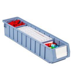 Casella di memoria di plastica della memoria di hardware per la scaffalatura del collegare