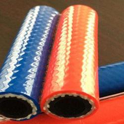 Opbrengst 8.5mm van de Fabriek van China de 10mm RubberSlang van het Lassen van het Gas van het Acetyleen Tweeling