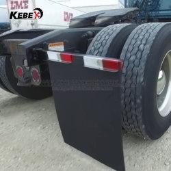 Высокое качество черный цвет резиновый материал подкрылок