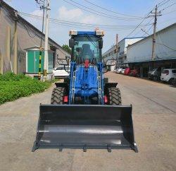 بيع ساخن 1.6Ton حمل مصنّف عجلات بناء معدات مع CE للبيع