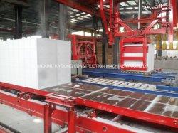 Práctico y económico de la pared de yeso AAC Bloquear la línea de producción