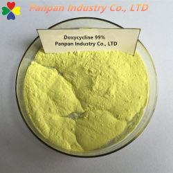 Fornecedor de GMP 564-25-0 Antimaláricos doxiciclina em pó
