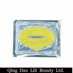 La fabrication des produits de soins à lèvre d'alimentation directement le collagène masque Plumping lèvre