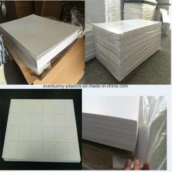 1000*700mm 1000*2000mm ou personnalisé du papier adhésif PS Kt dk Conseil de mousse
