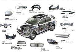 Moulage par injection haute précision et moulage Raccords automobiles