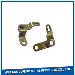 Estampación de OEM de perforación de motor del coche el conector del cable de la batería
