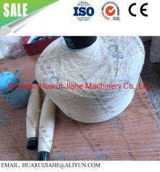 ビスコース渦ヤーン、人のジャケットの安い価格の生産の方法編むことの環境に優しく白いブレンドの混合物ヤーンのための機械を作るSiroコンパクトなVisvoseのヤーン