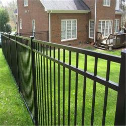 Seguridad soldados cercar/valla metálica galvanizada paneles para jardín Decoración