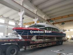 Bote de aluminio de 15,8m/velocidad/barco barco de pasajeros/aluminio Barcos en Venta