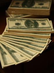 Собственный творческий материал смешные доллар Napkin ткани для рекламных подарков